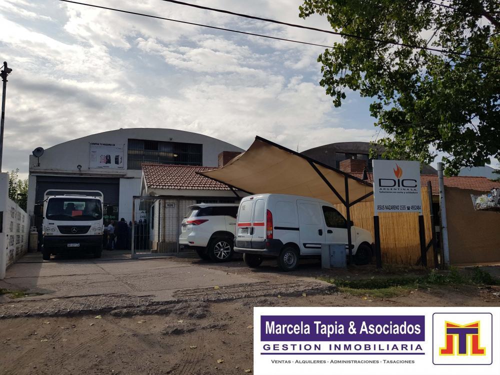 VENTA DE GALPON EN  GUTIÉRREZ MAIPU, MENDOZA
